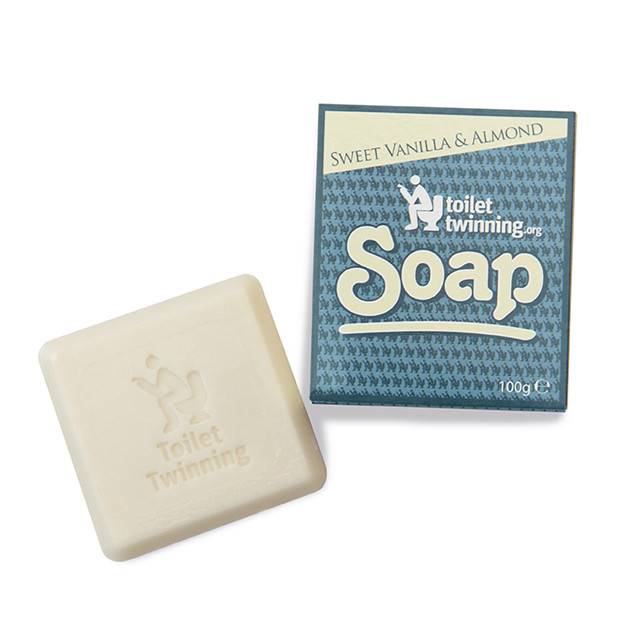 A fragrant soap bar for your home